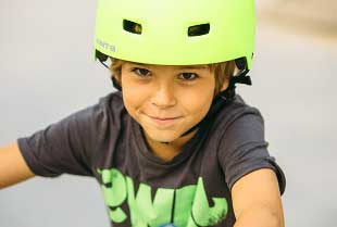 велошлем для детей