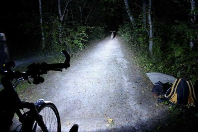 яркость велофары
