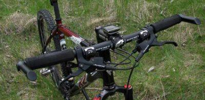 Рога на руль велосипеда