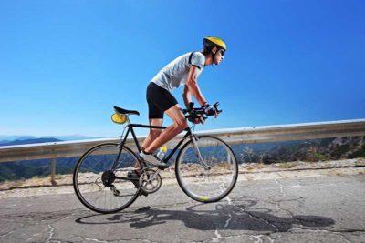 велосипед боль в коленях