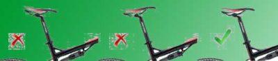 как выбрать велоседло