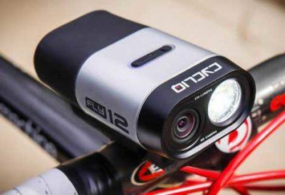 экшн-камера на велосипед