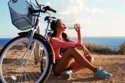похудение на велосипеде