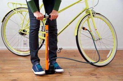 как заклеить велокамеру