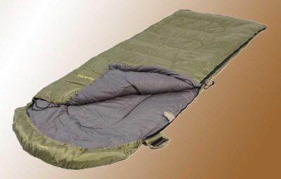спальный мешок для велотуризма