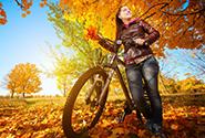готовимся к осеннему велосезону