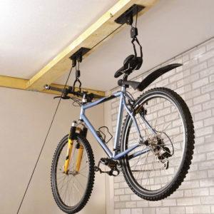 кронштейн для хранения велосипеда