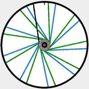 собрать велоколесо