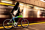 перевозка велосипеда в метро