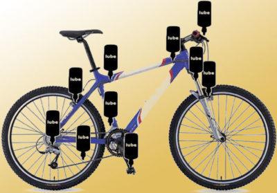 велосипедные смазки