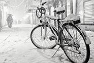 катание зимой