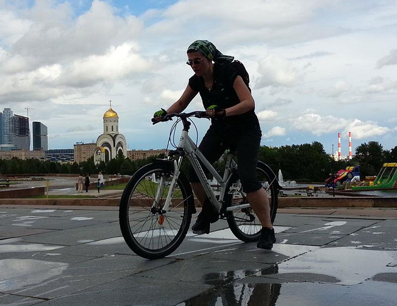подобранный как учиться кататься на велосипеде лизались моих