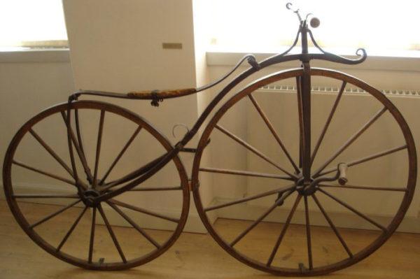 Виды спорта на велосипеде