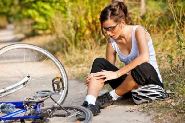 Судороги во время езды на велосипеде
