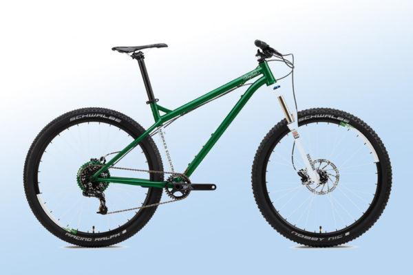 Материалы для велосипедных рам