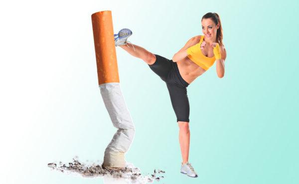 Курение и велосипед