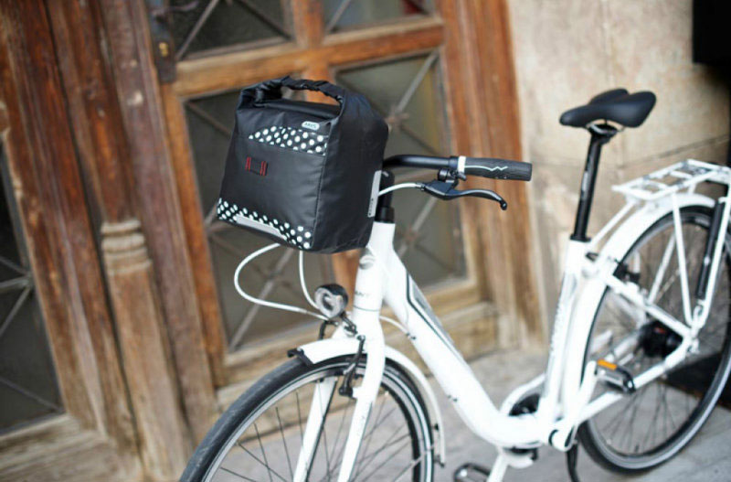 Сумка на руль велосипеда