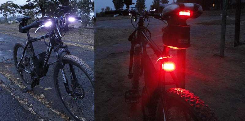 Светодиодные фонарь для велосипеда своими руками 61