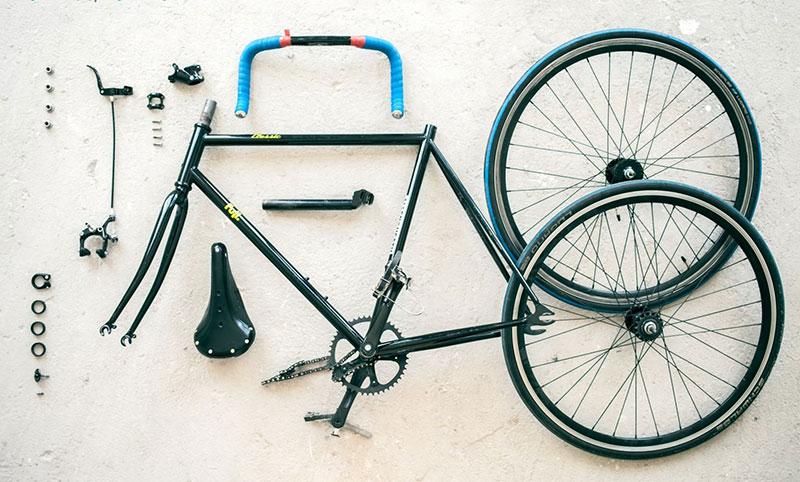 Спортивный велосипед ремонт своими руками 912